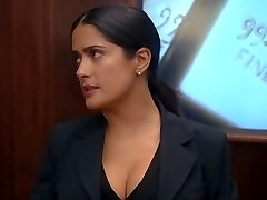 Salma Hayek. Ugly Betty mix up.