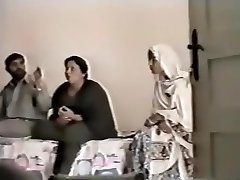 Pakistanske Lahore Tante Kødde Med jente