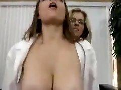 Mom and doctor smash step sonny