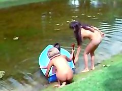 Nudist Elu Saarel