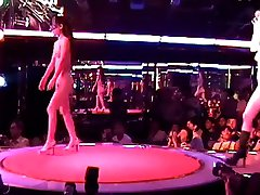 Japanese Strip Club Sex Show Part 1