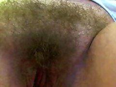 FRAU'S HAIRY PUSSY