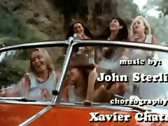 Revenge of the Cheerleaders - David Hasselhoff-Klassiker