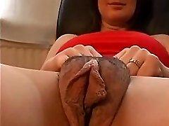 Peludo camel toe