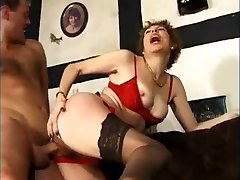 Mature woman fucked hard - 7