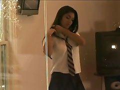 Leah Jaye - Hot Desi Écolière
