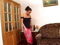 Russian labia munching 3