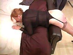 Milf Woman Spanking