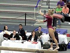 Blonde Teen PAWG Gymnast