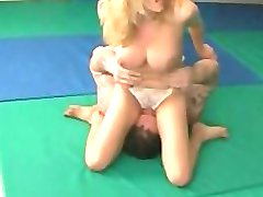 Hot Mixed Wrestling 6