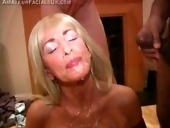 Large British Mass Ejaculation Bash - cumshot compilation