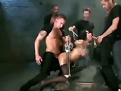 Brutal Bdsm Dual Penetration Gangbang! vol.11 By: FTW88