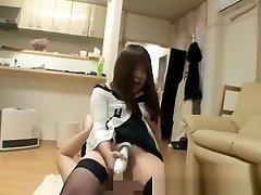 Chubby Japanese MILF Saya Funaki Loves Cock