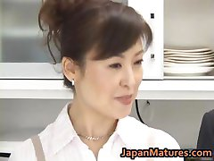 Hitomi Kurosaki Reife asiatische Küken part1