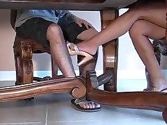 Lexi Lapetina - Trabajando Con El Pie