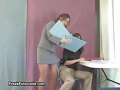 Sexy teacher abusing part2