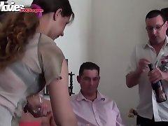FunMovies alemán swingers, intercambio de esposas