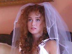 redhead Frau teilen Ihr Mann