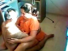 Desi Aunty Boned on a covert camera