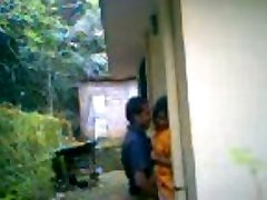 Kerala Colg Lovers Outdoor Fun 7 Minutes wid Audio