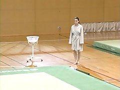 Nude Romanian Gymnast