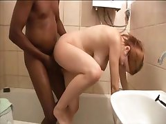 cute pregnant wife pleasing black dude