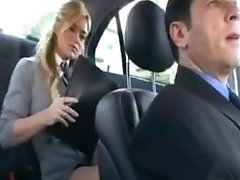 Student rewards the driver with something special