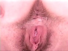 Horny bitch riding dildo like a cock at gym