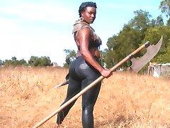 AMBER A WOMAN'S WORLD OF BONDAGE AND SUBJUGATION