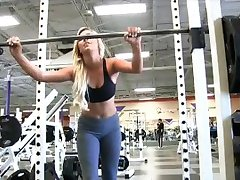 Flashing at the Gym