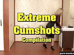 Extreme Cumshots Compilation