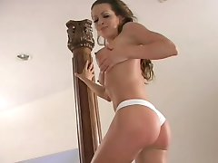 Flexible Vanessa Lane  yoga and sex ...