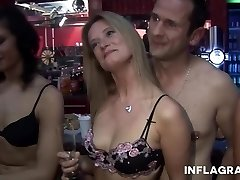 INFLAGRANTI German Amateur Swing Party