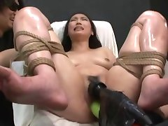 Asian Made to Orgasm WF