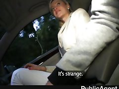 Blonde ex-kjæreste rir min kuk