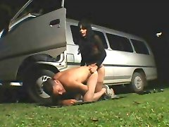 Getting Fucked By The Car