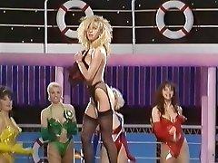 tutti frutti kandidaat-strip - Mooie Blonde - MRP 13