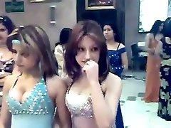 Cute virgin arabian dance bar girls: MUST Watch
