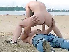 Beach Sex Part two