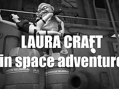 LAURA CRAFT vs ALIEN
