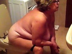 Spy Cam Grandma In Bathroom - negrofloripa
