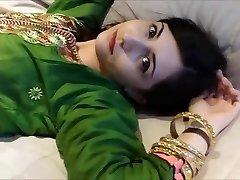 Anila in Green Shalwar kameez