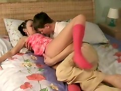 Beautiful you boys pulverizes a super-hot young chick.