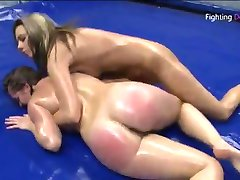 Mel Michelle New Hot Horny wrestling