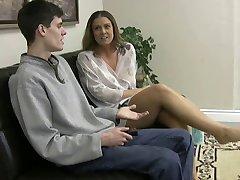 jenny jerky girls wrinkled soles handjob cumshot