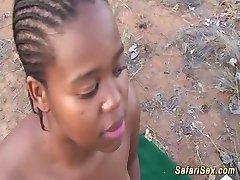 wild african safari sex orgy