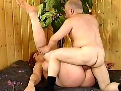 Kira Red with midget (Good video)