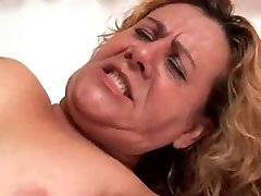 mature likes big black cock in her booty