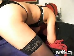 Amateur wife fisted in her liberate cunt