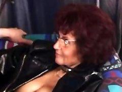 Pierced Grandma Pulverizes Again